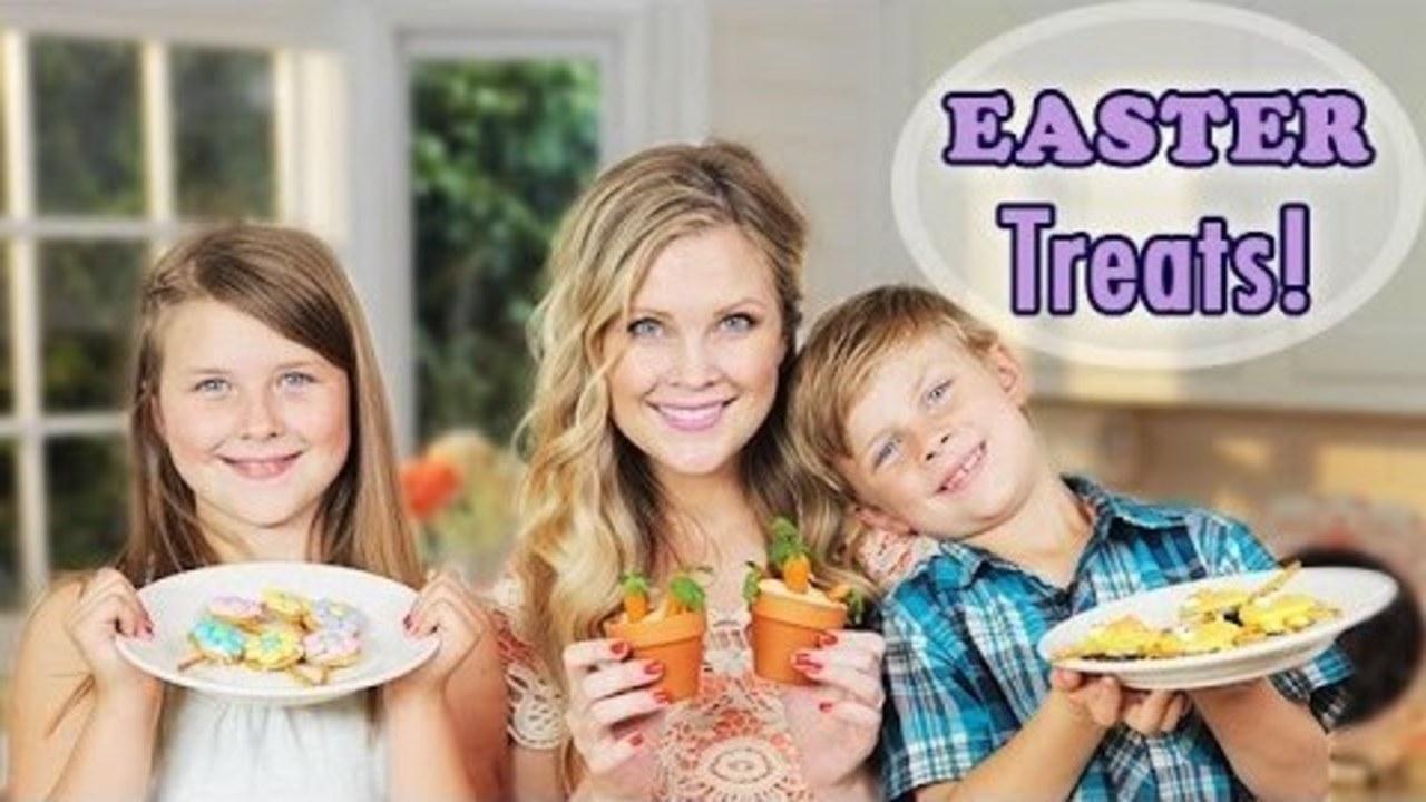 Family Friendly Easter Treat Recipes