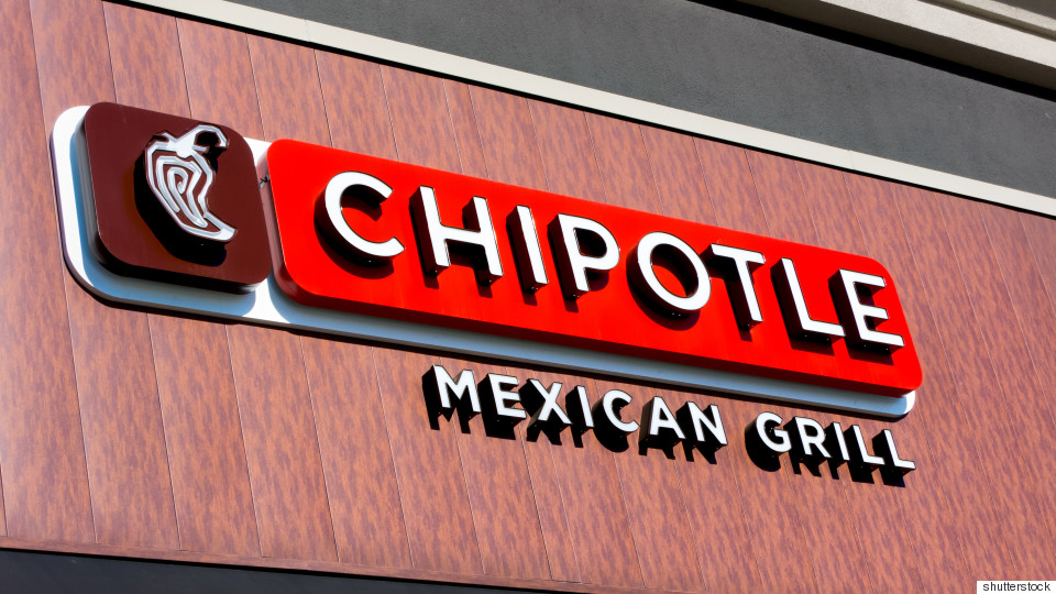 Chipotle Is the First Fast-Food Restaurant To Serve GMO Free Food