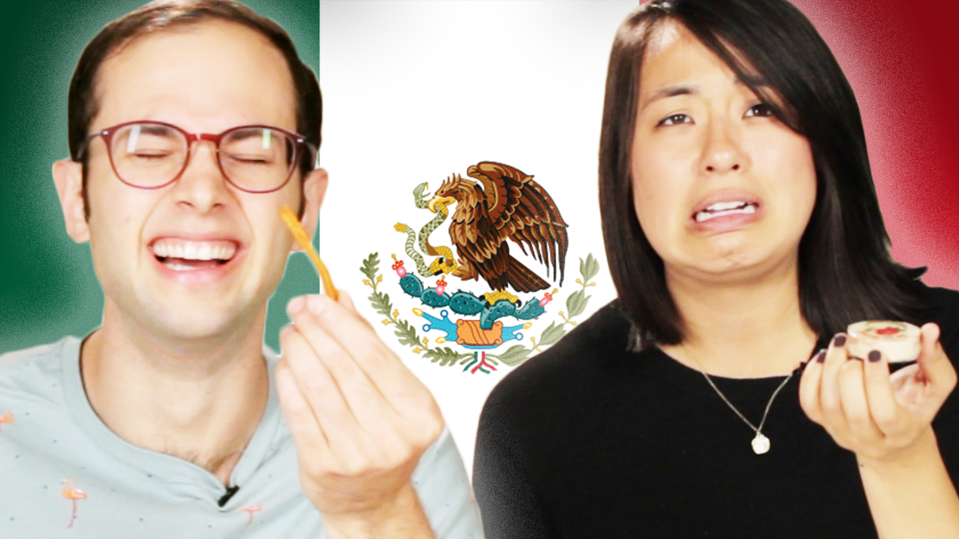 Americans Try Mexican Snacks For The First Time