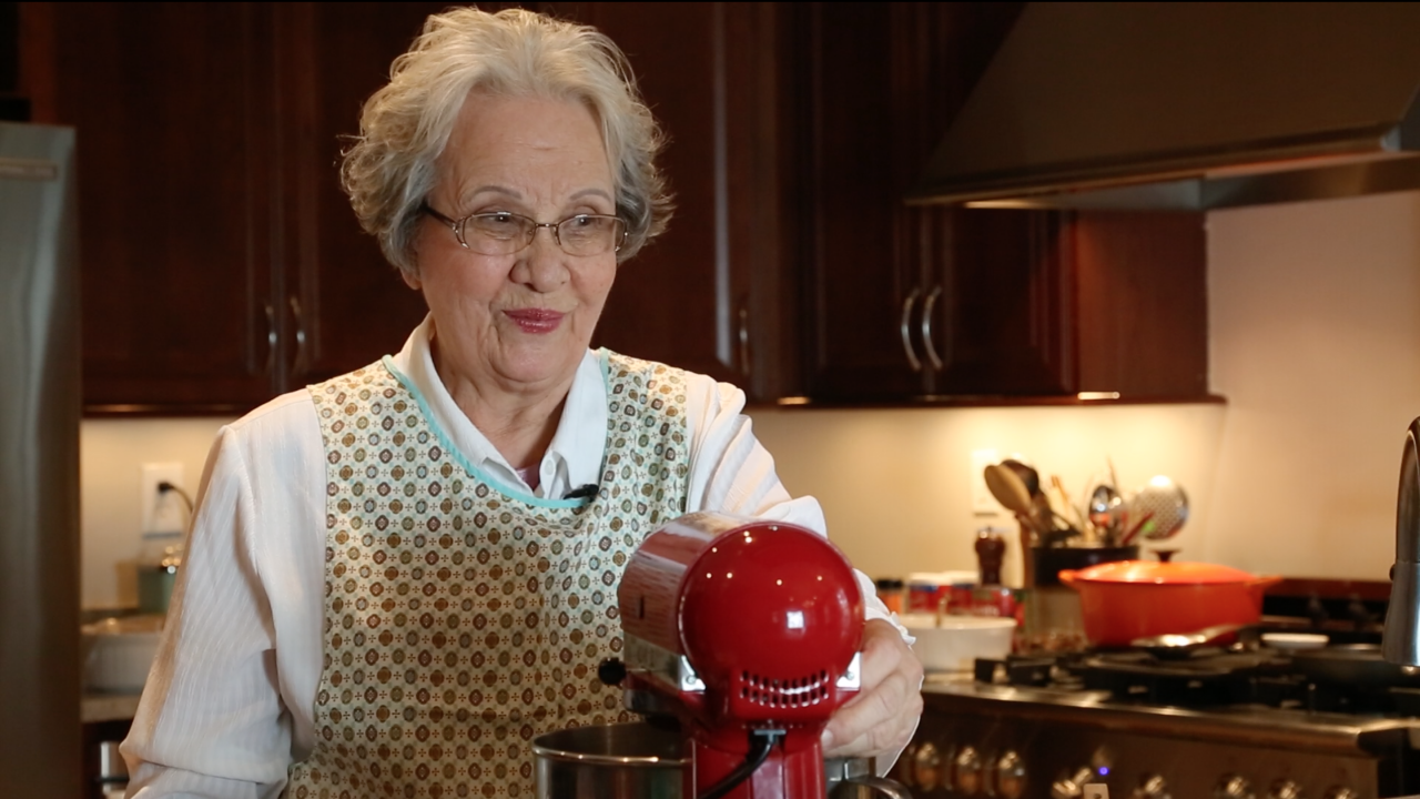 Cooking with Tom Sietsema and His Mom