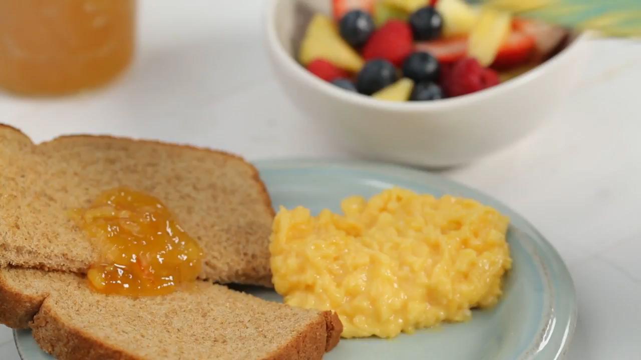 The Perfect Soft-Scrambled Eggs