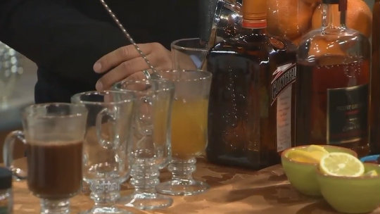 Cold Weather Drink Recipes