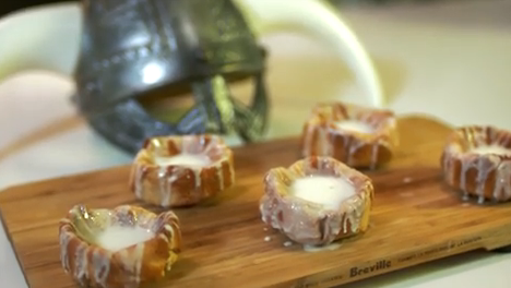 How to Make Sweet Rolls from The Elder Scrolls