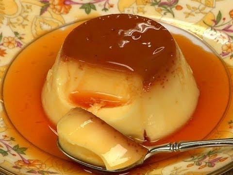 How to Make Custard Pudding