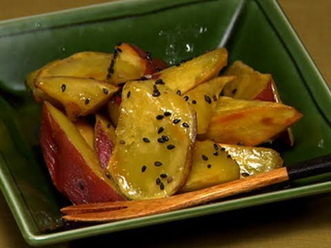 How to Make Daigakuimo Sweet Potato Dessert