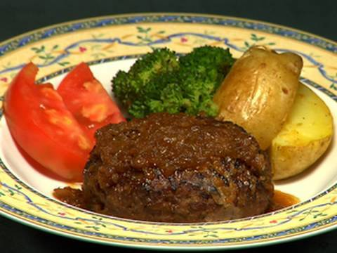How to Make Hamburg Steak