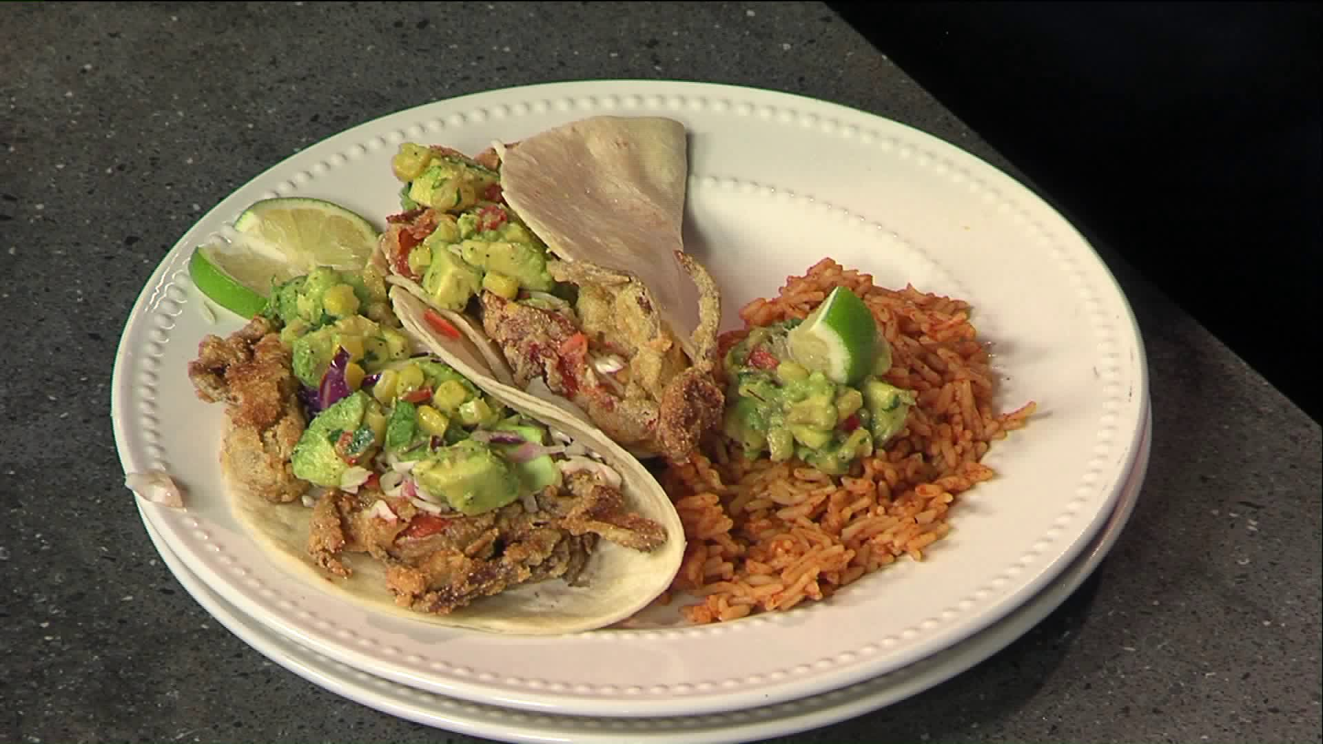 How To Make Soft Shell Crab Tacos