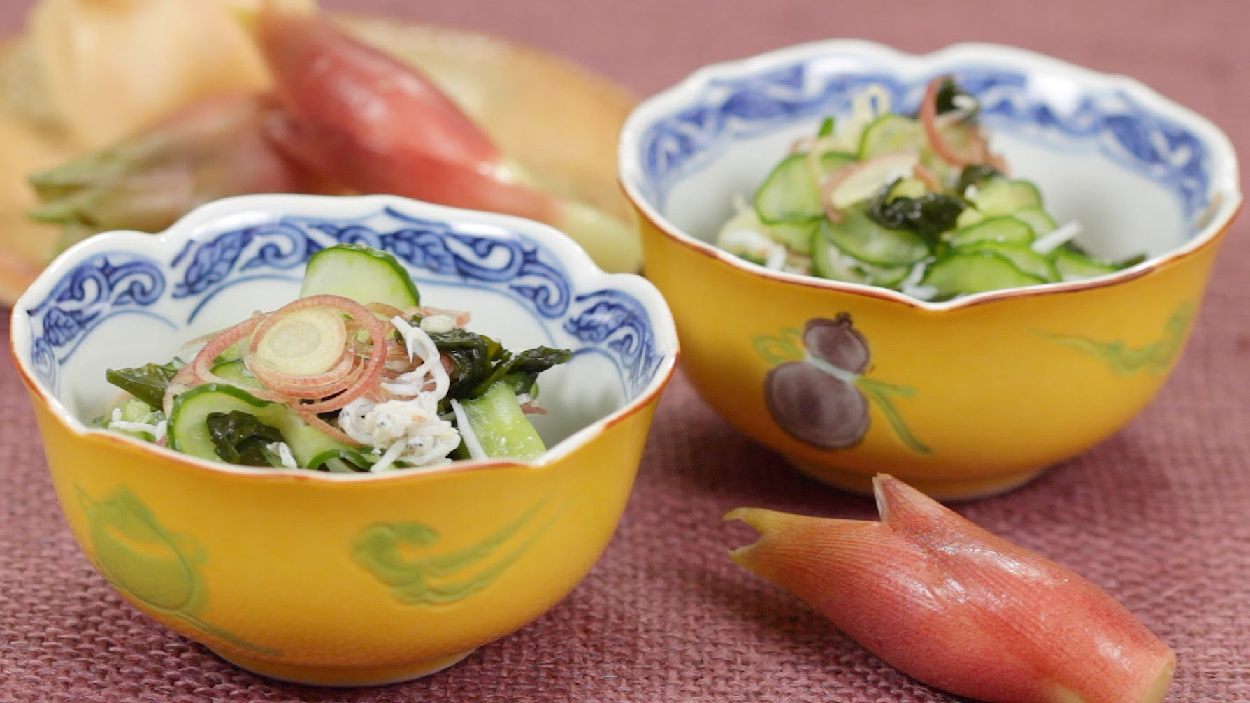 How to Make a Marinated Cucumber and Ginger Salad