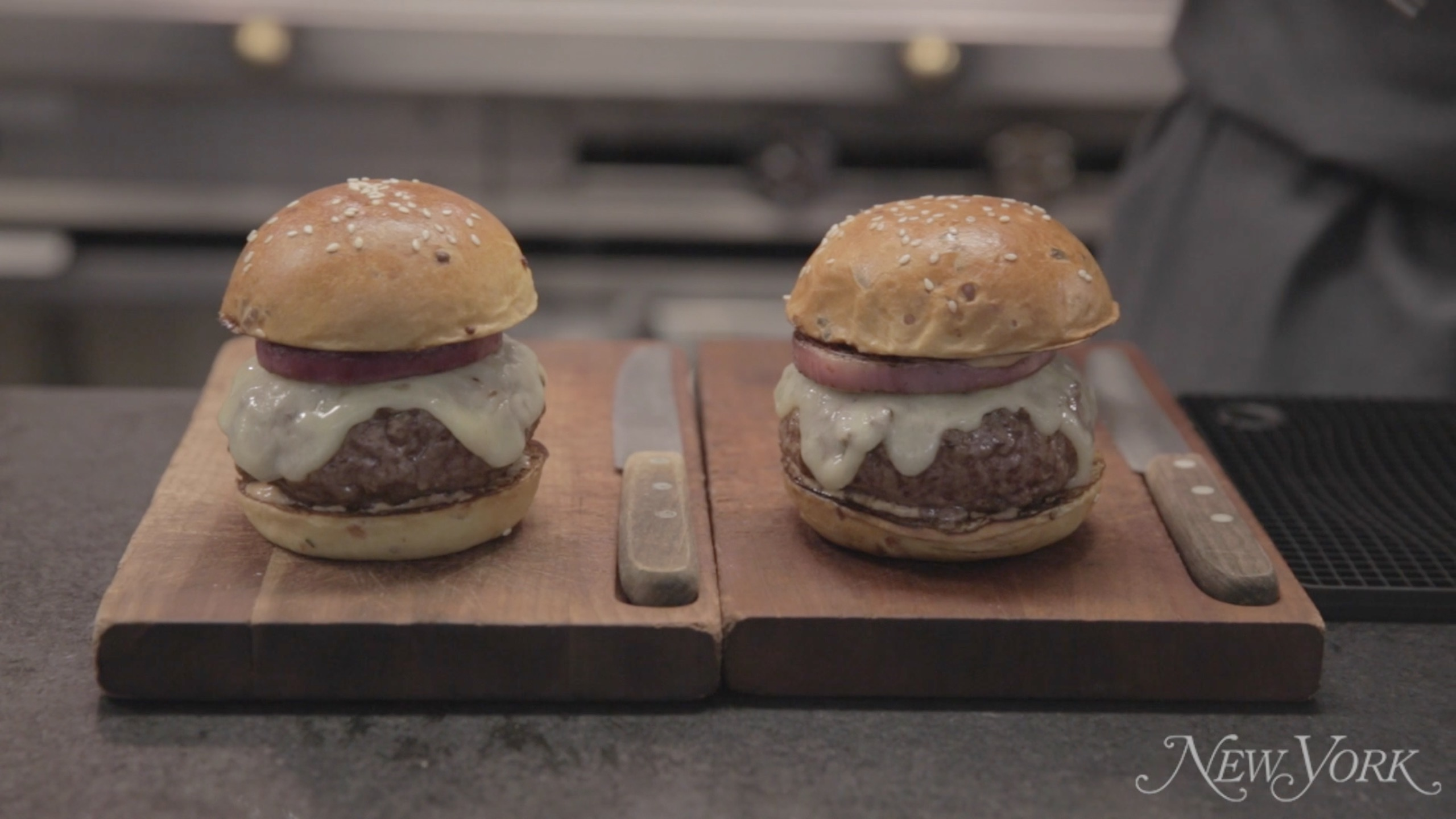 How to Make the Nomad Burger