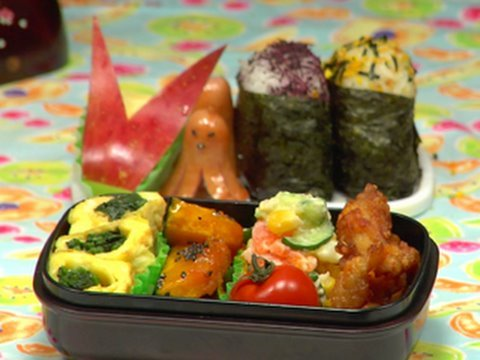 How to Make a Bento Lunch Box