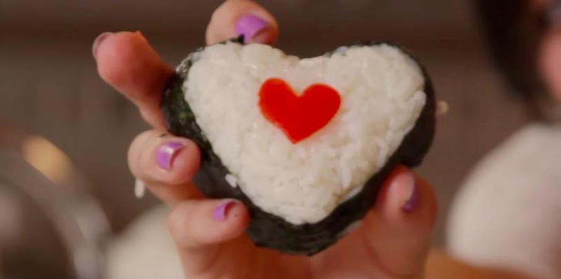 How to Make Onigiri and Rice Balls from 'Spirited Away'