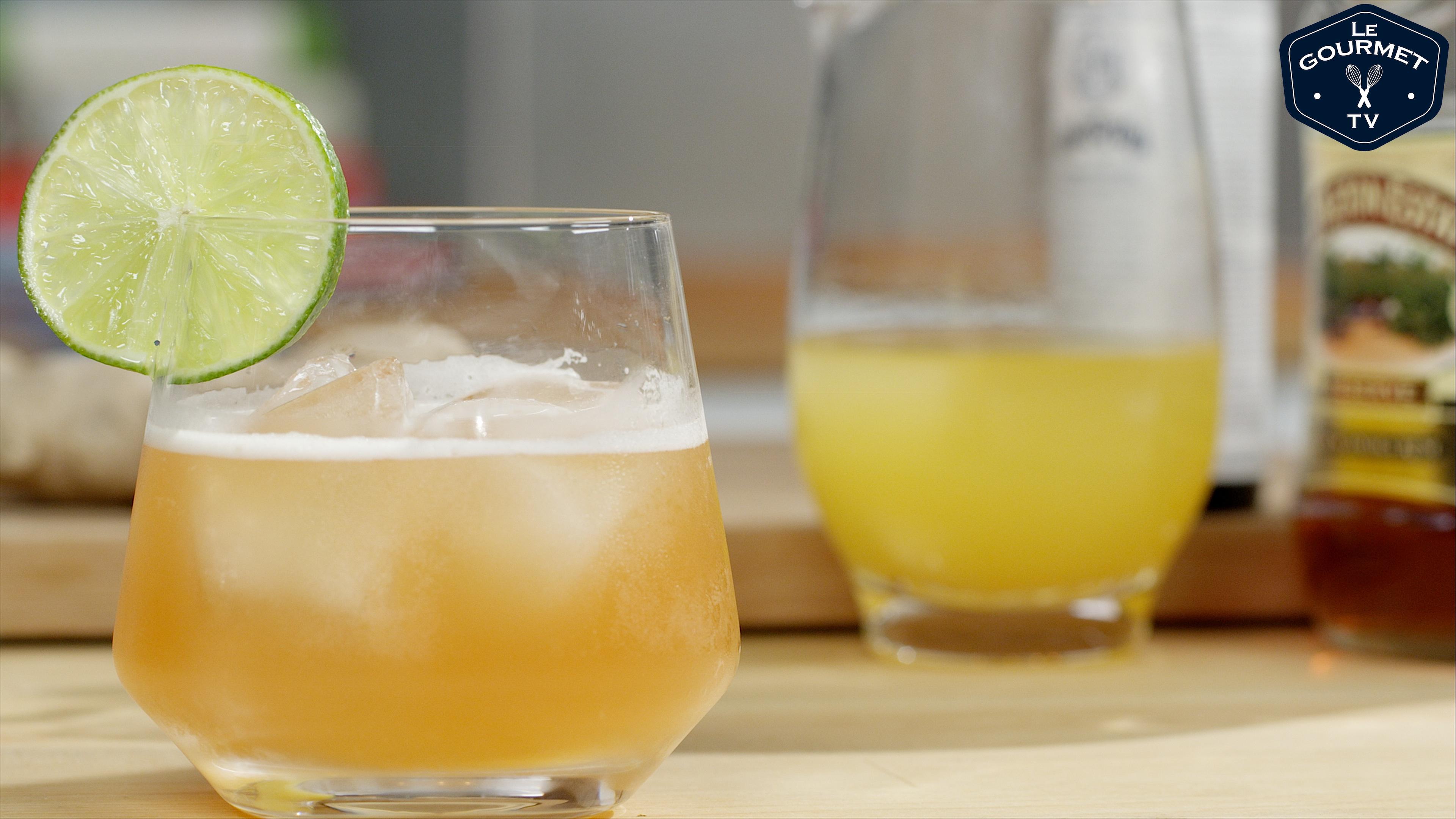 Jamaican Breeze Cocktail Recipe