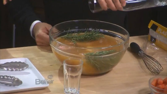Sunny Anderson's Tips for Cooking a Turkey