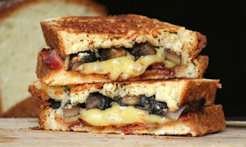 15 Grilled Cheese Sandwiches You Need to Try