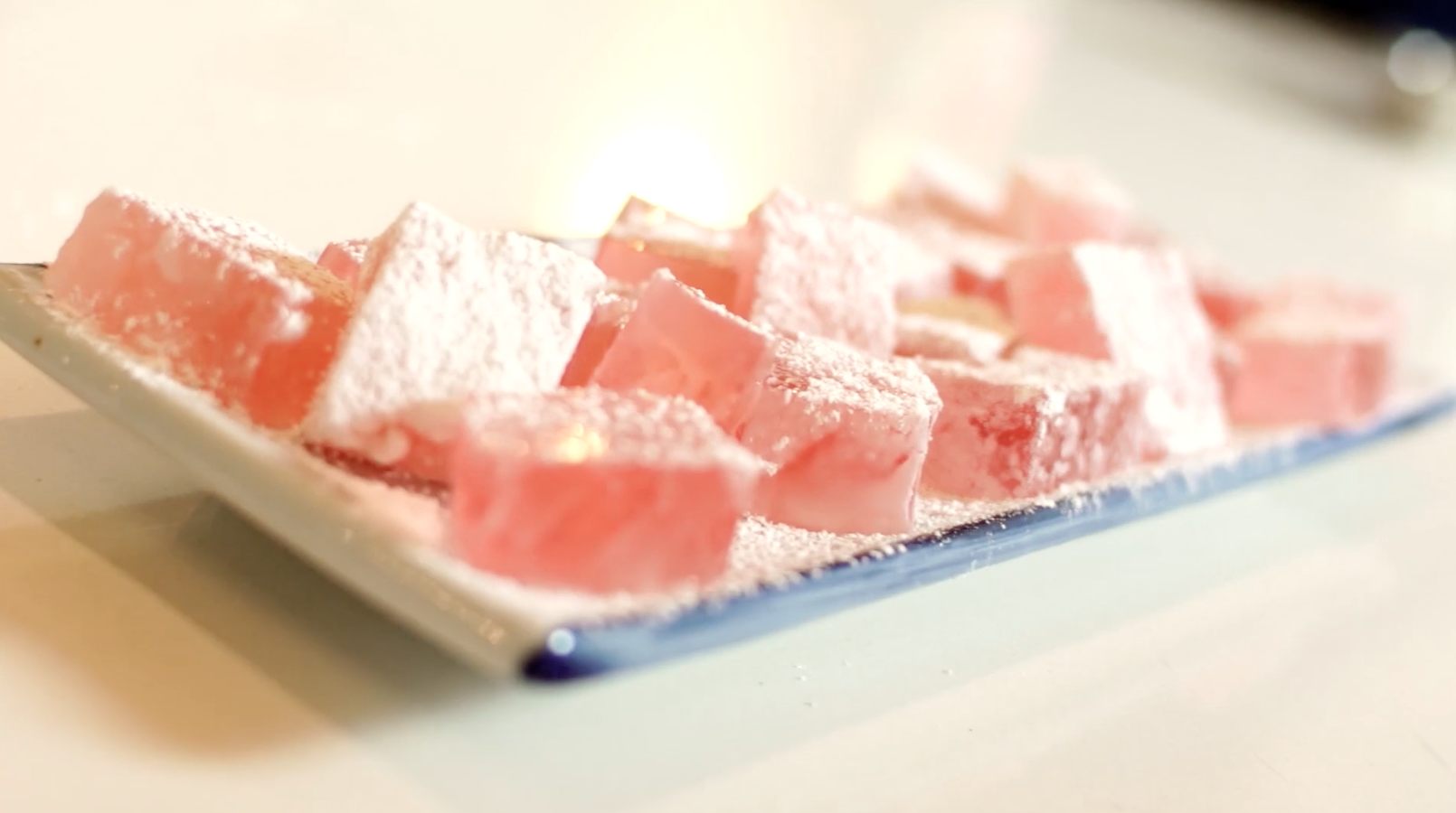 How to Make Turkish Delight from the Movie 'The Chronicles of Narnia'