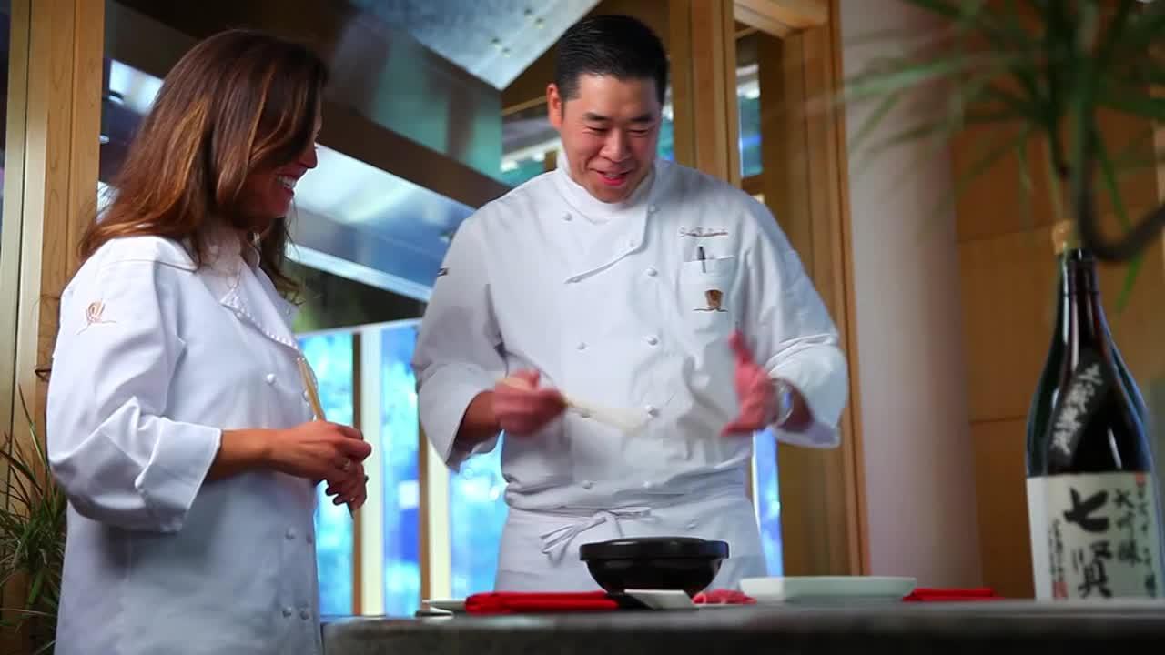 Japanese Cooking, Vegas Style