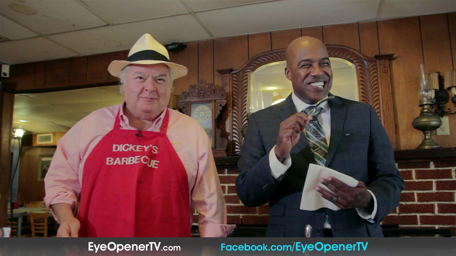 The Man Behind The Biggest BBQ Chain In America
