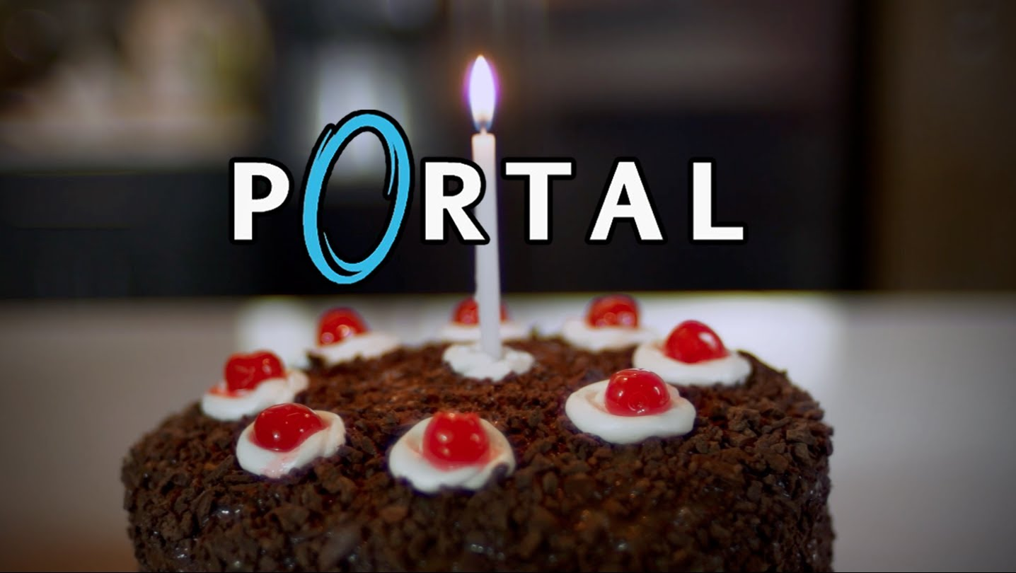 How to Make a Cake from Portal
