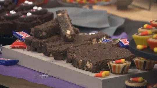 How to Make Leftover Candy Desserts