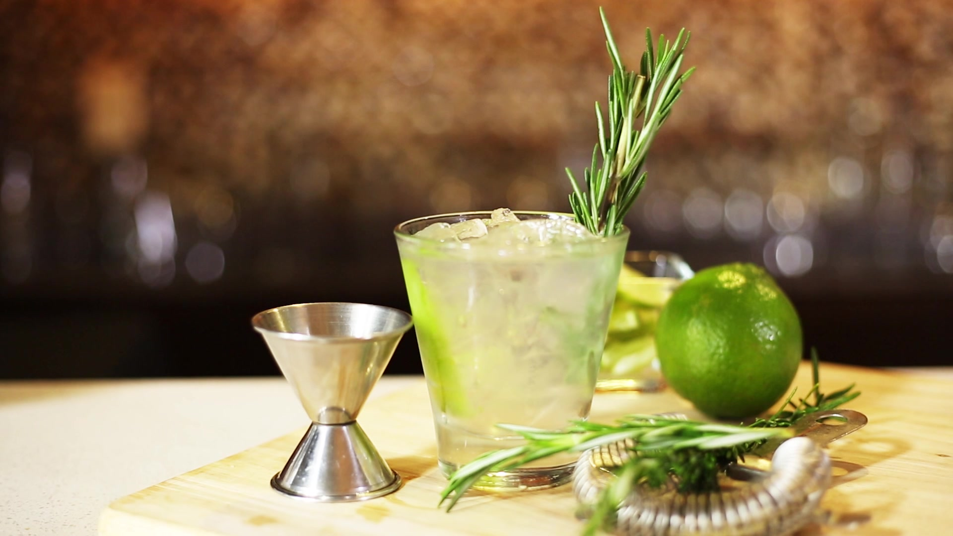 Supersonic Gin and Tonic Recipe