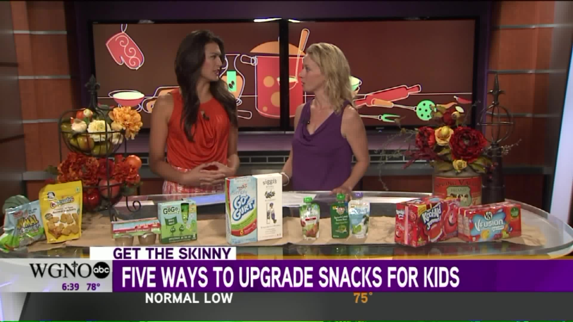 5 Ways to Upgrade Your Toddler's Snacks