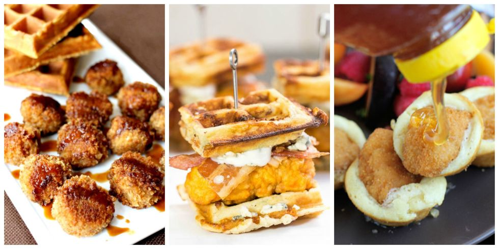 7 Ways to Take Your Chicken and Waffles Obsession to the Next Level
