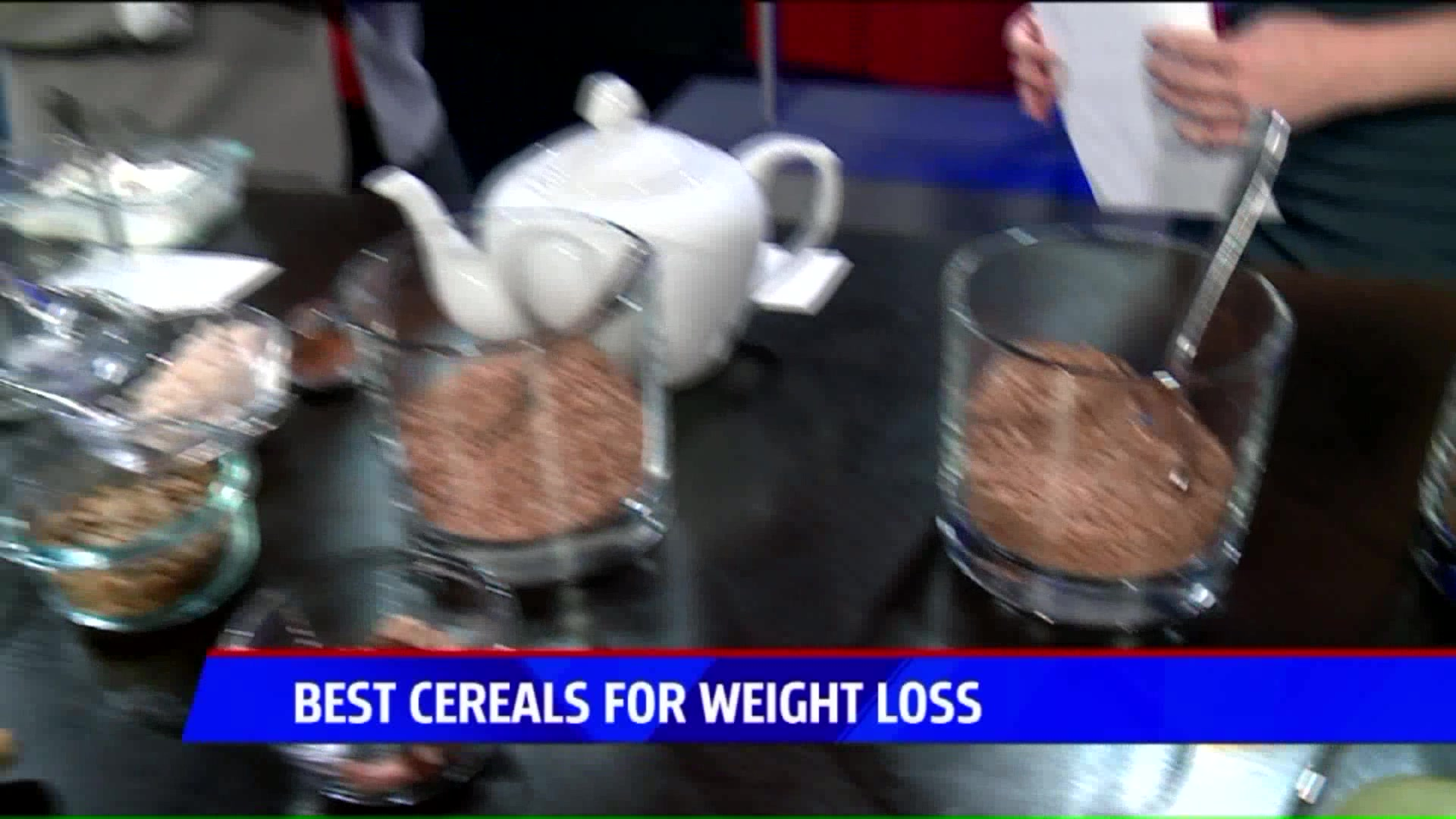 The Best Cereals for Weight Loss