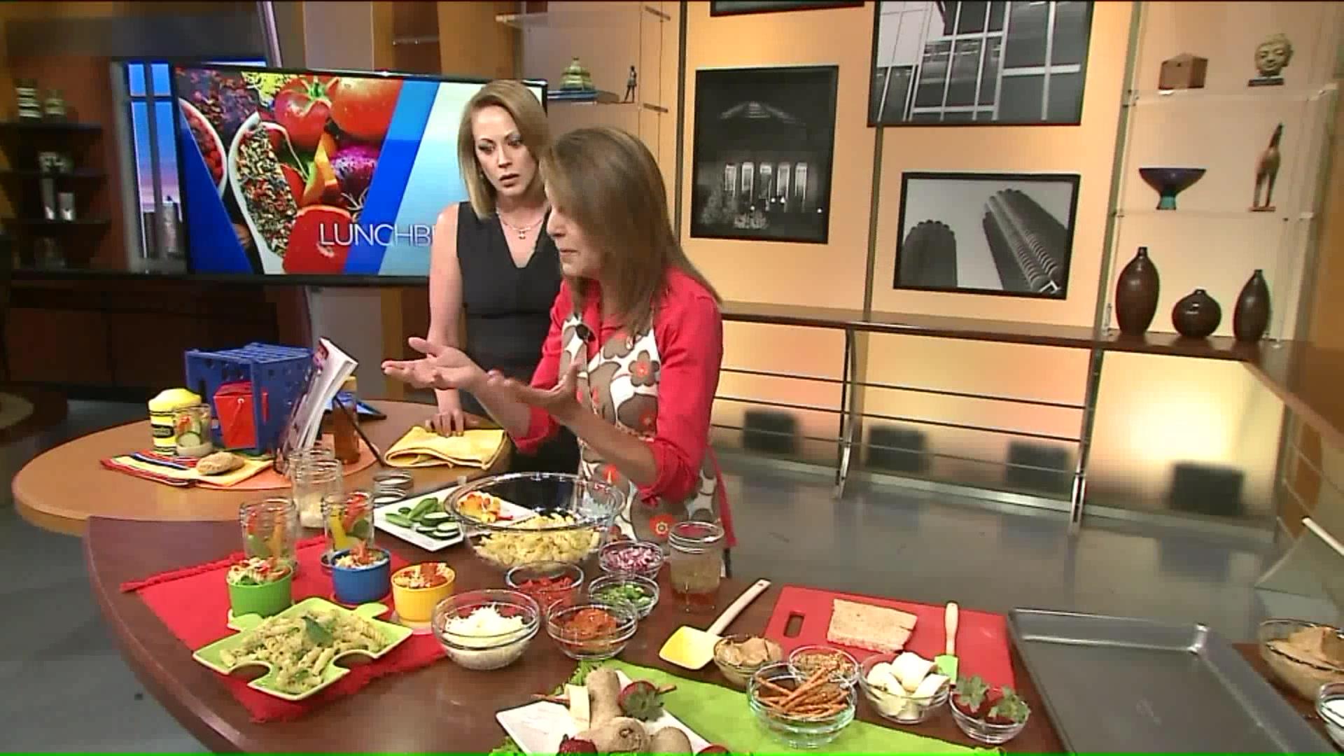 4 Fun Back-to-School Lunch Ideas
