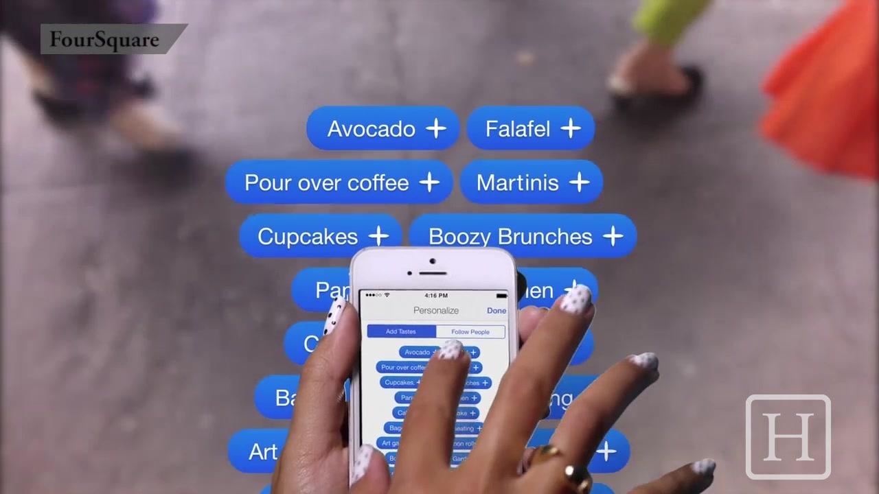 Foursquare Tracks Labor Day Trends