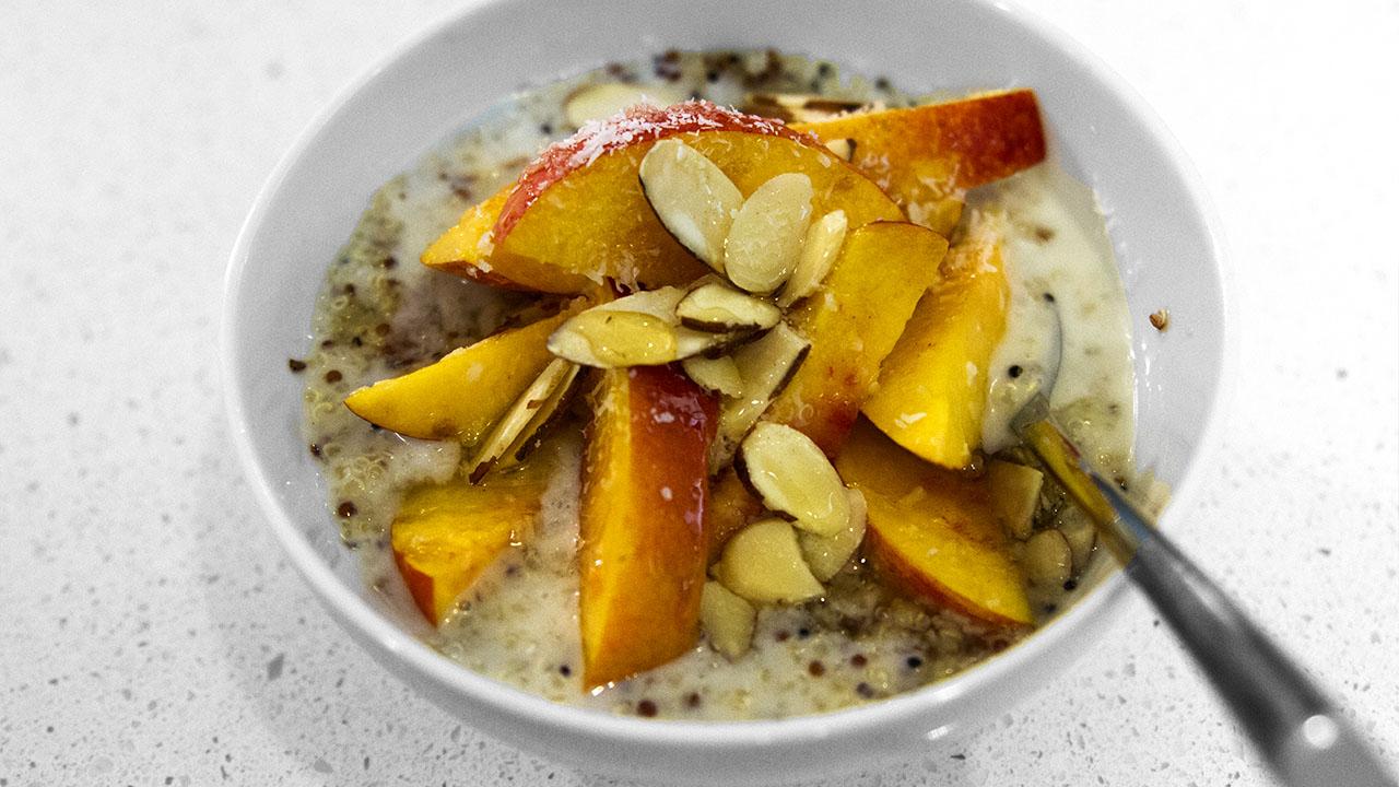 Quinoa Breakfast Recipe: Sweet & Healthy