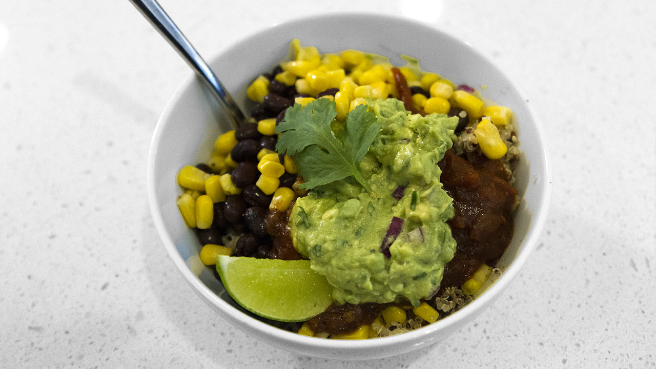 Quinoa for Lunch: The Skinny Mexican