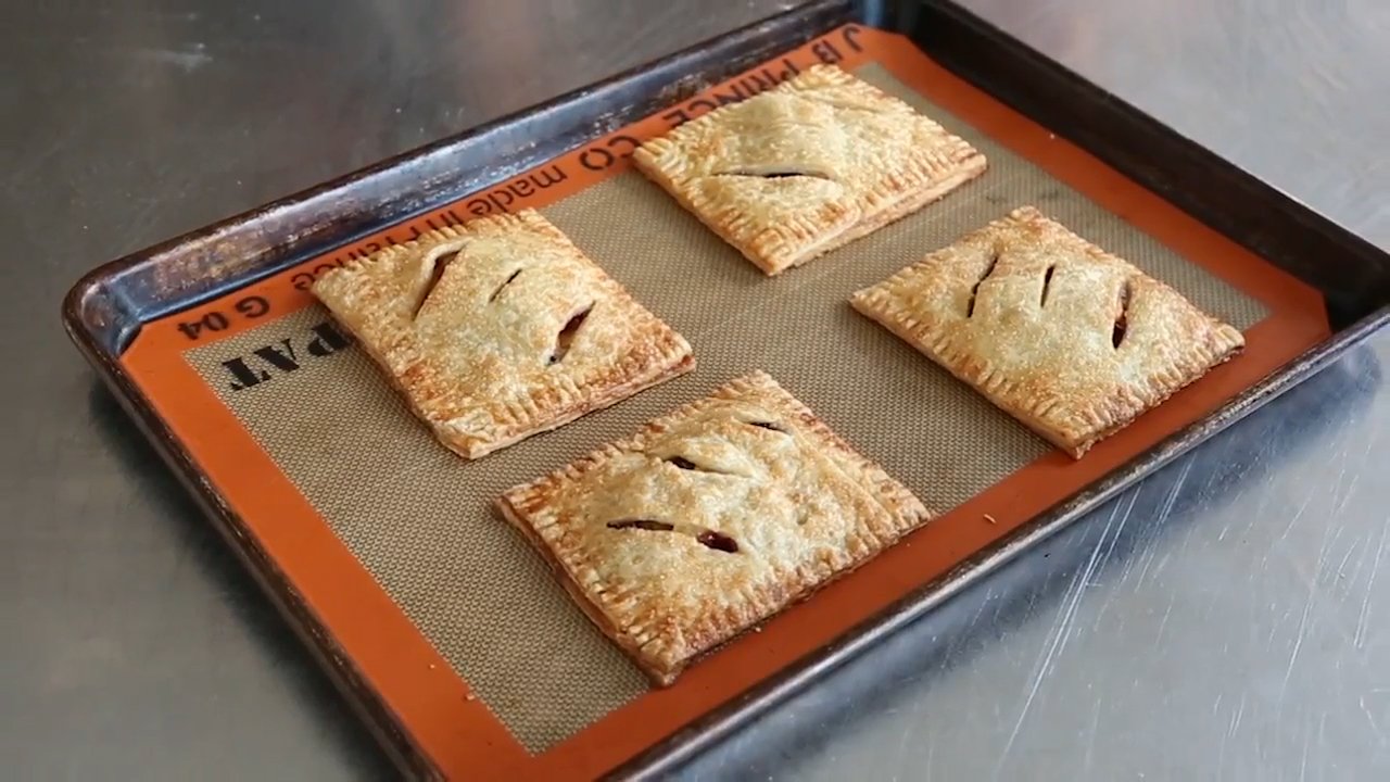 How to Make Ovenly's Nectarine and Blueberry Hand Pies