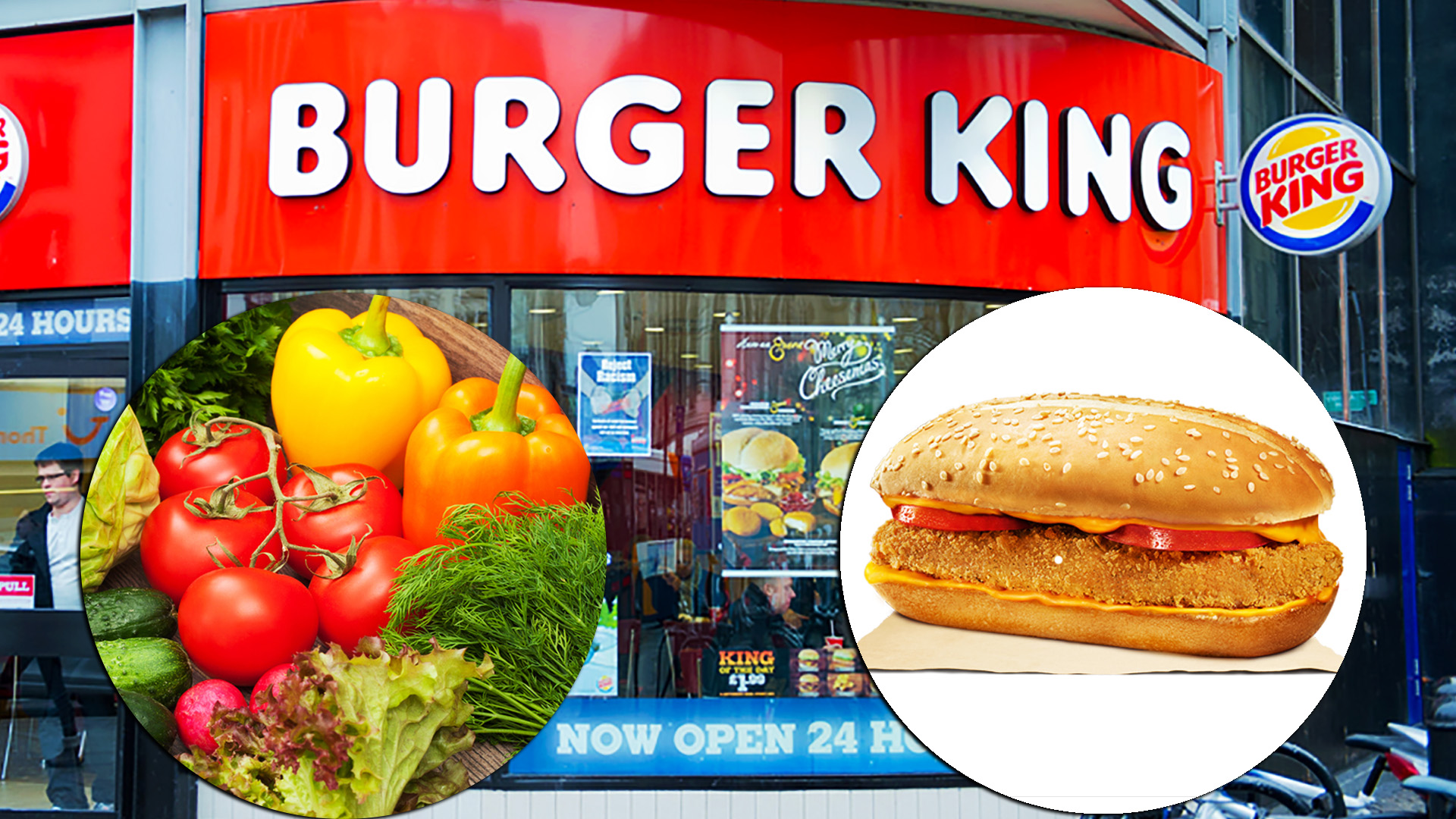 Veggie Burger Sales in India Have Burger King Eyeing a Global Market