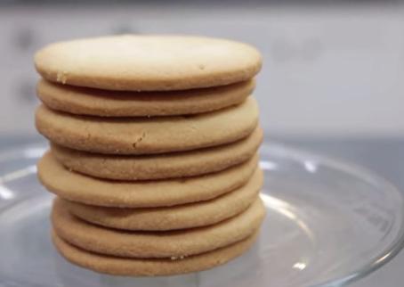 Shortbread Biscuit Recipe