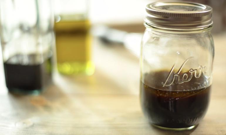 How To Make Balsamic Vinaigrette
