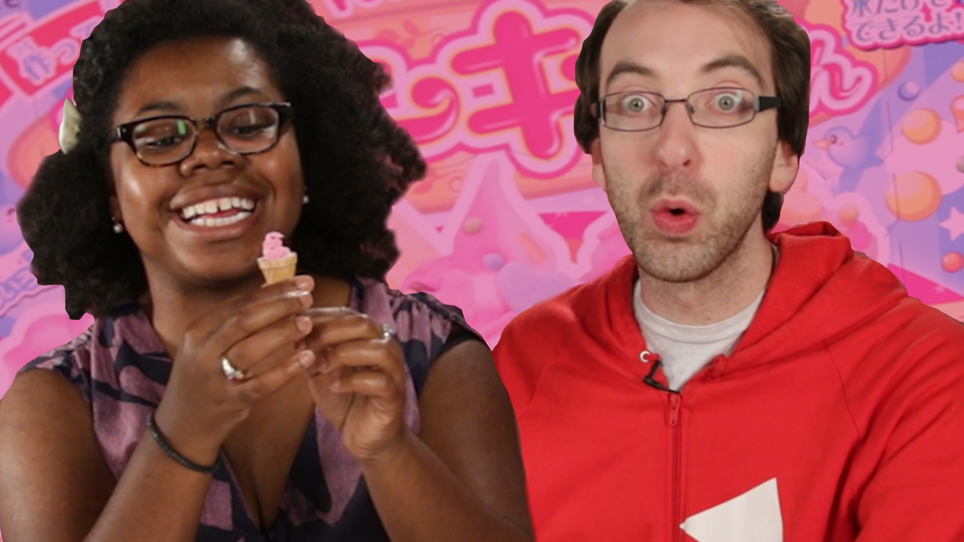Americans Tried Constructable Japanese Candy, And Things Got Messy