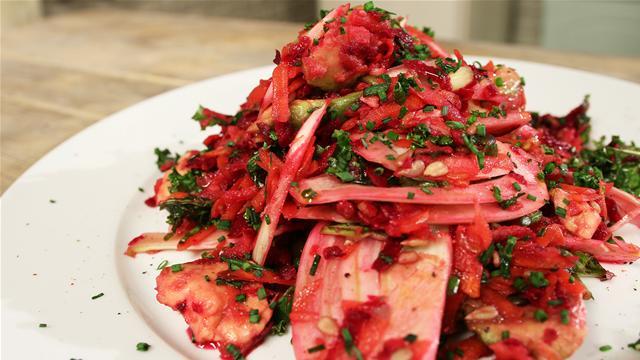Super Healthy Super Food Salad Recipe