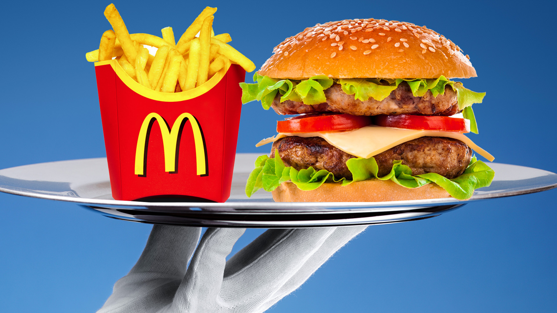 McDonald's Fine Dining Is Coming to Japan!