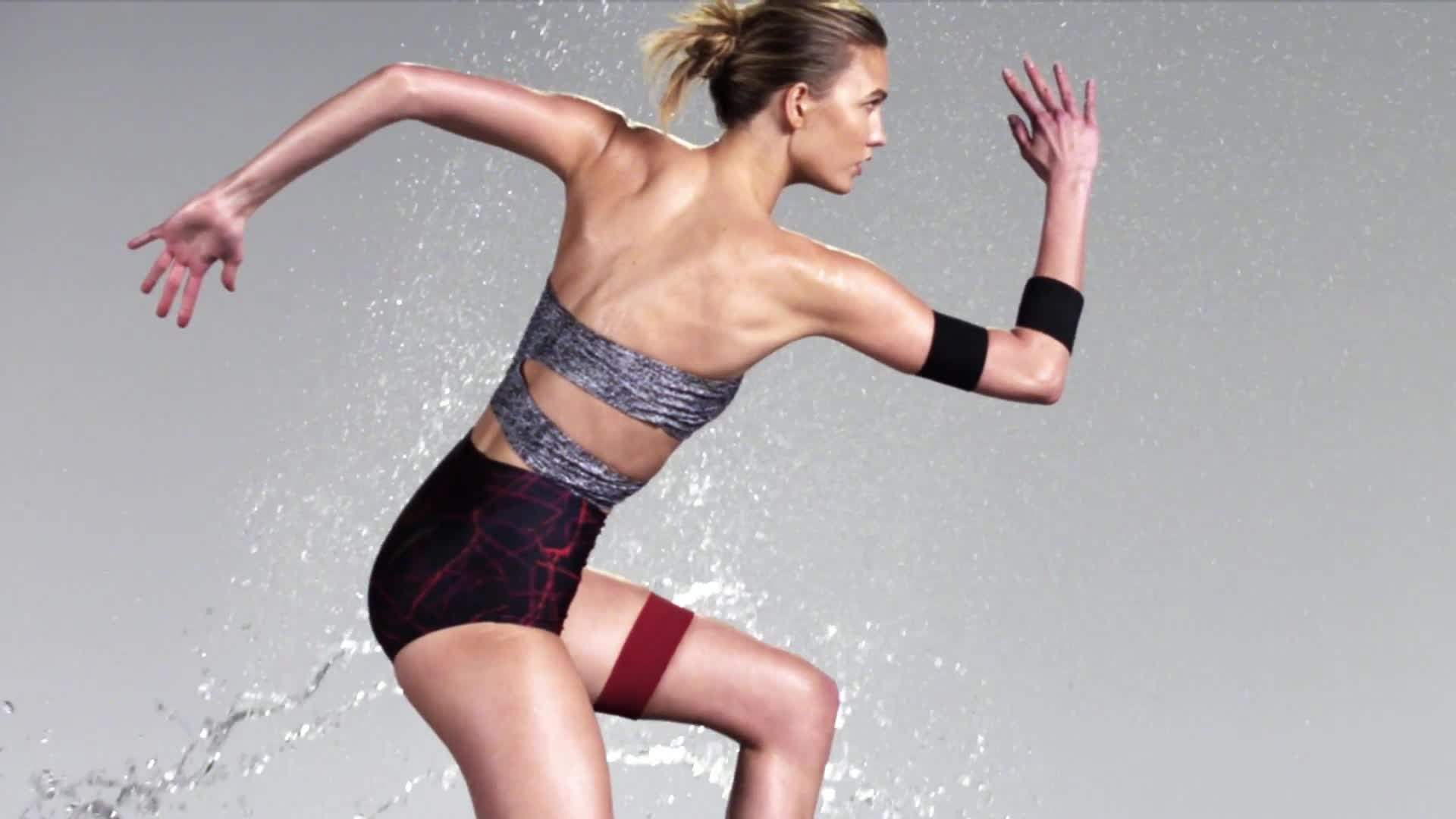 Watch Karlie Kloss in Action