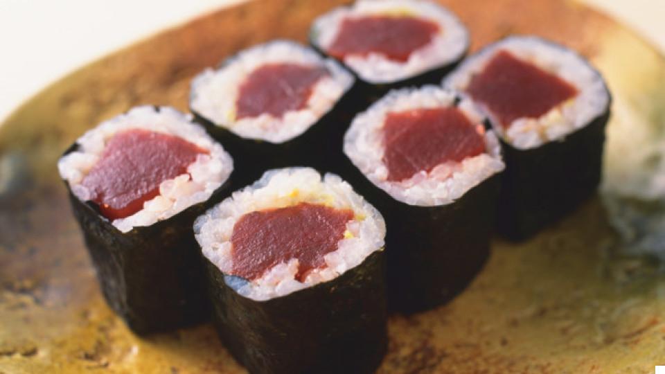 Tuna Used In Sushi Recalled Over Salmonella Risk
