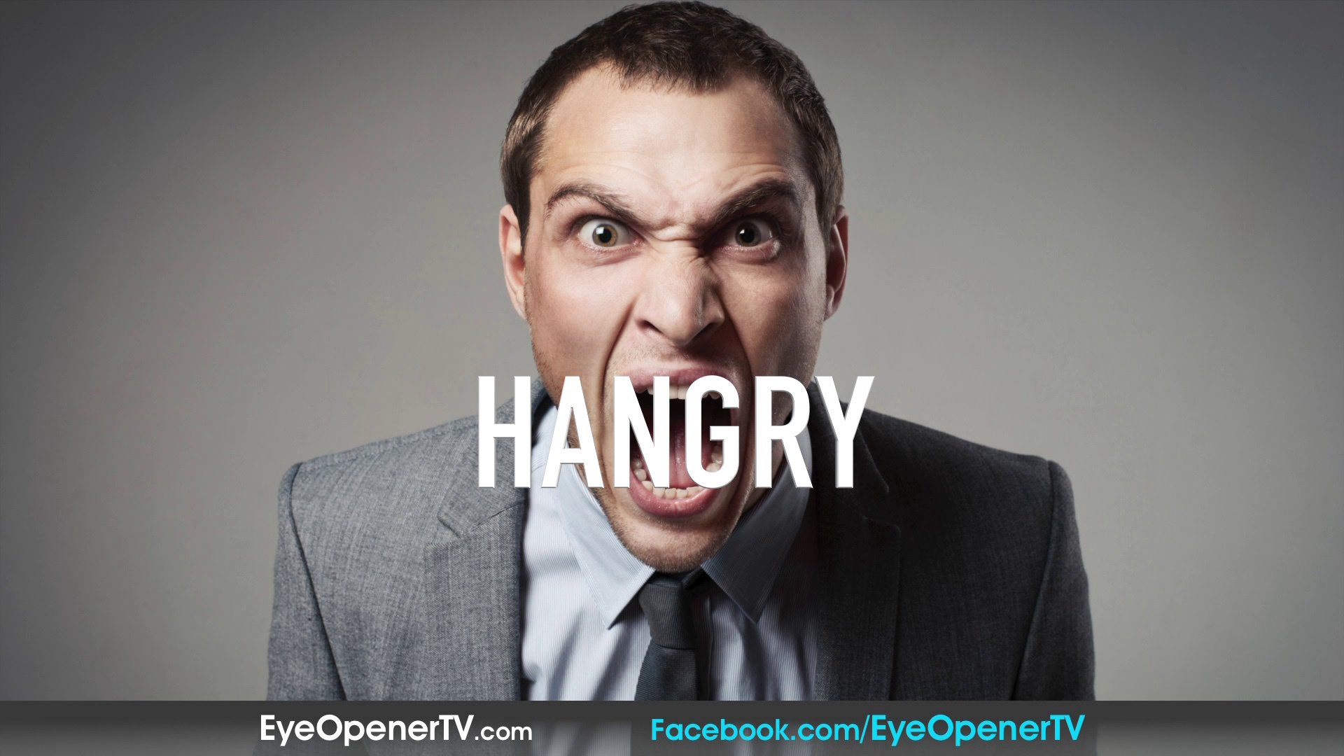 Ever Get Hangry? Here's Why