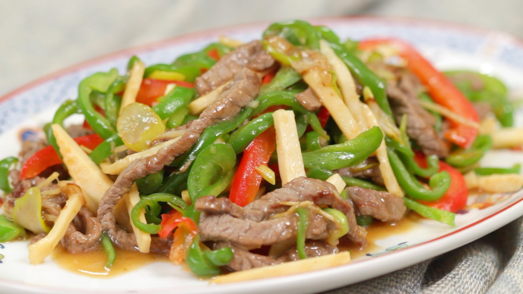 How to Make Pepper Steak