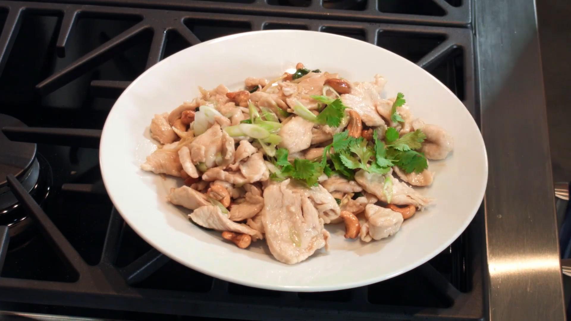 Thai Ginger Chicken Recipe