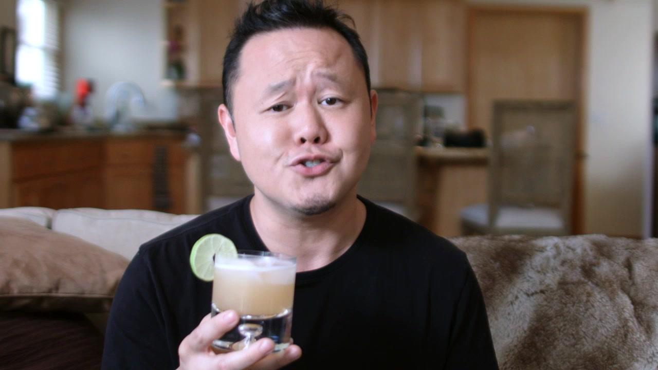 Thai Colada Cocktail