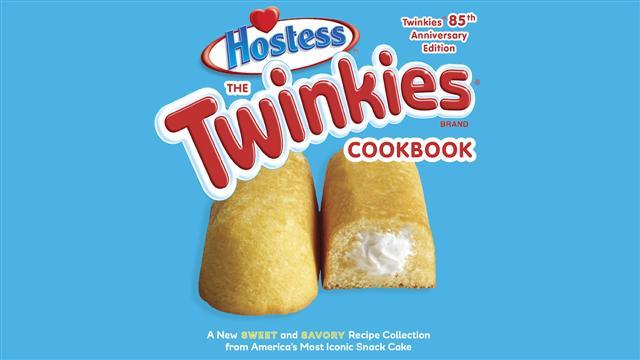 Bacon-Wrapped Twinkies!: Hostess Cookbook Recipes