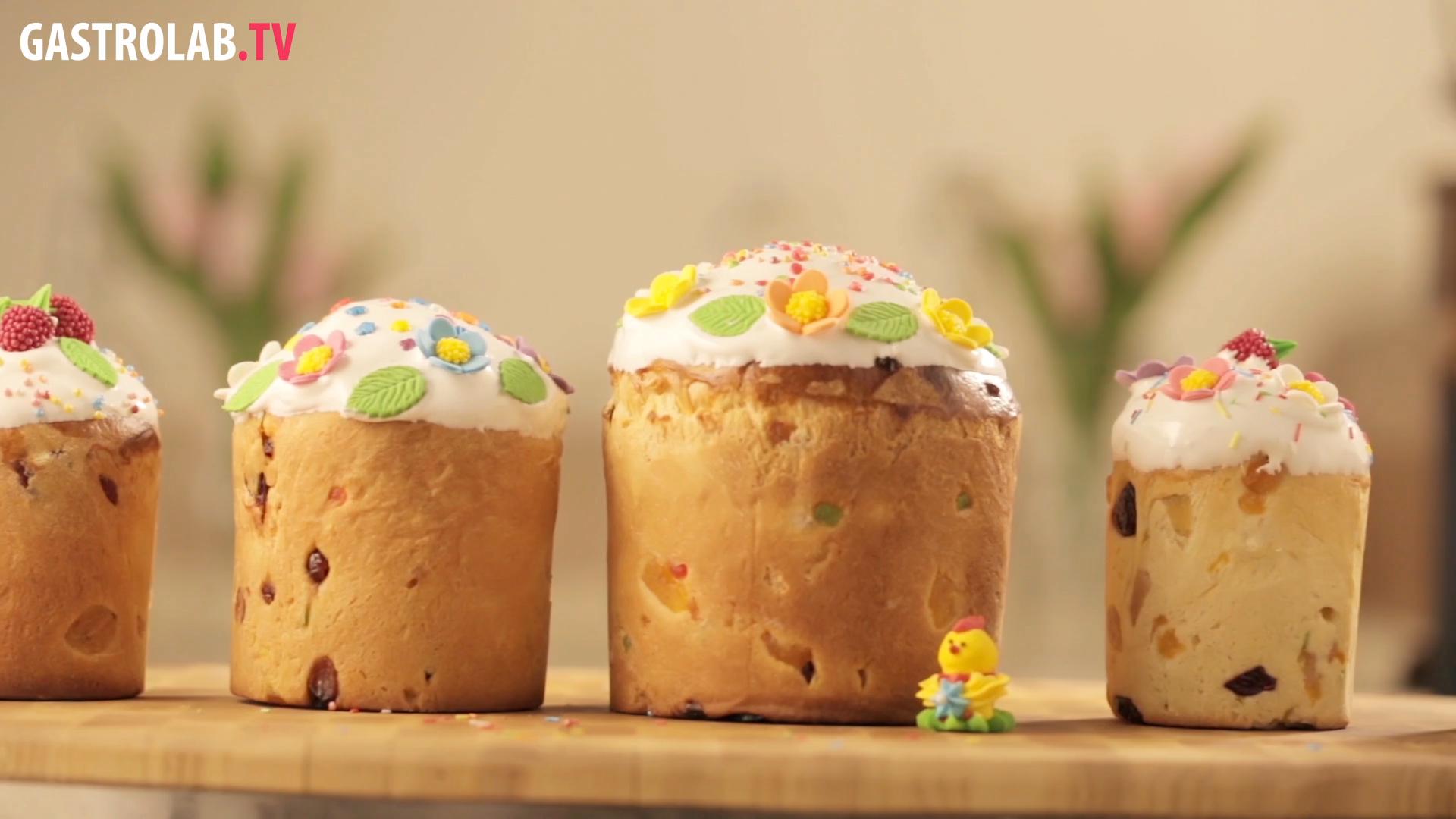 Кексы на пасху рецепты с пошагово в