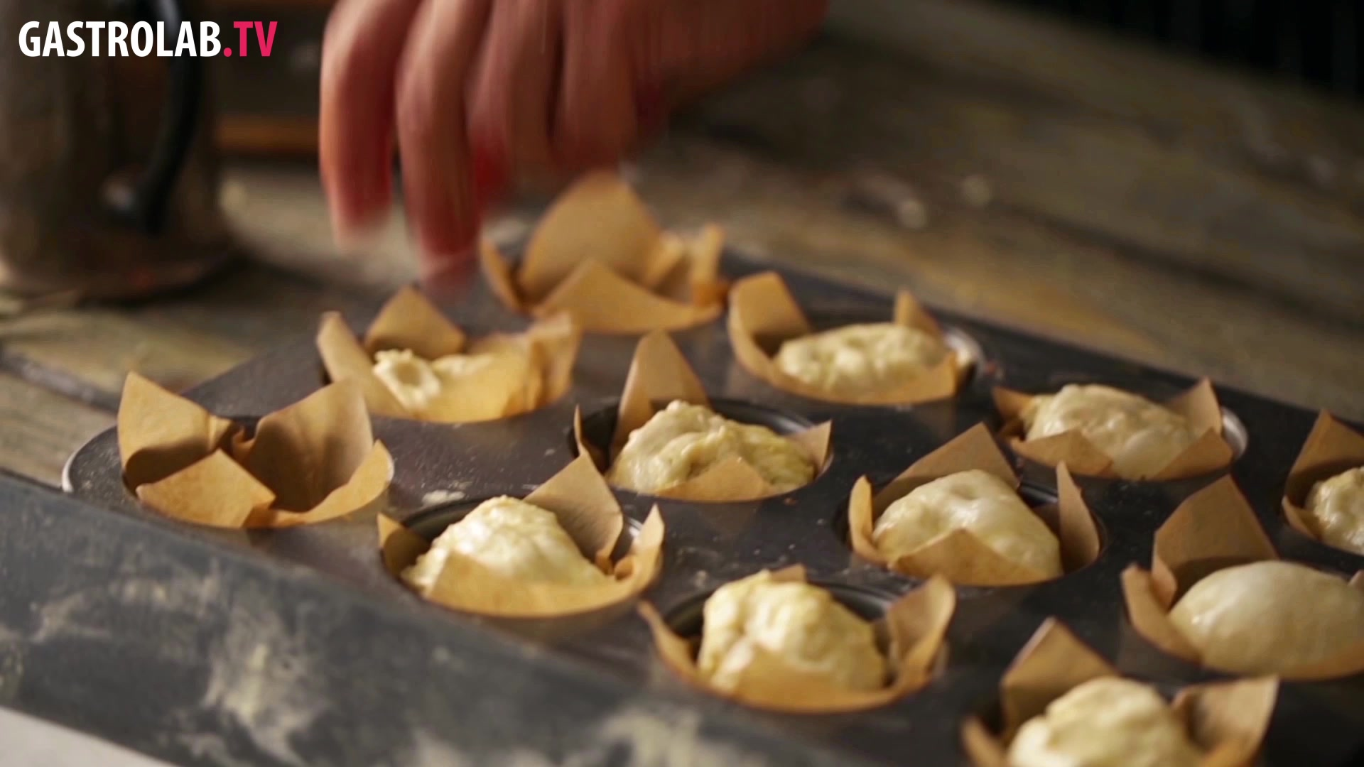 How to Make Mini Focaccias With Roasted Vegetables