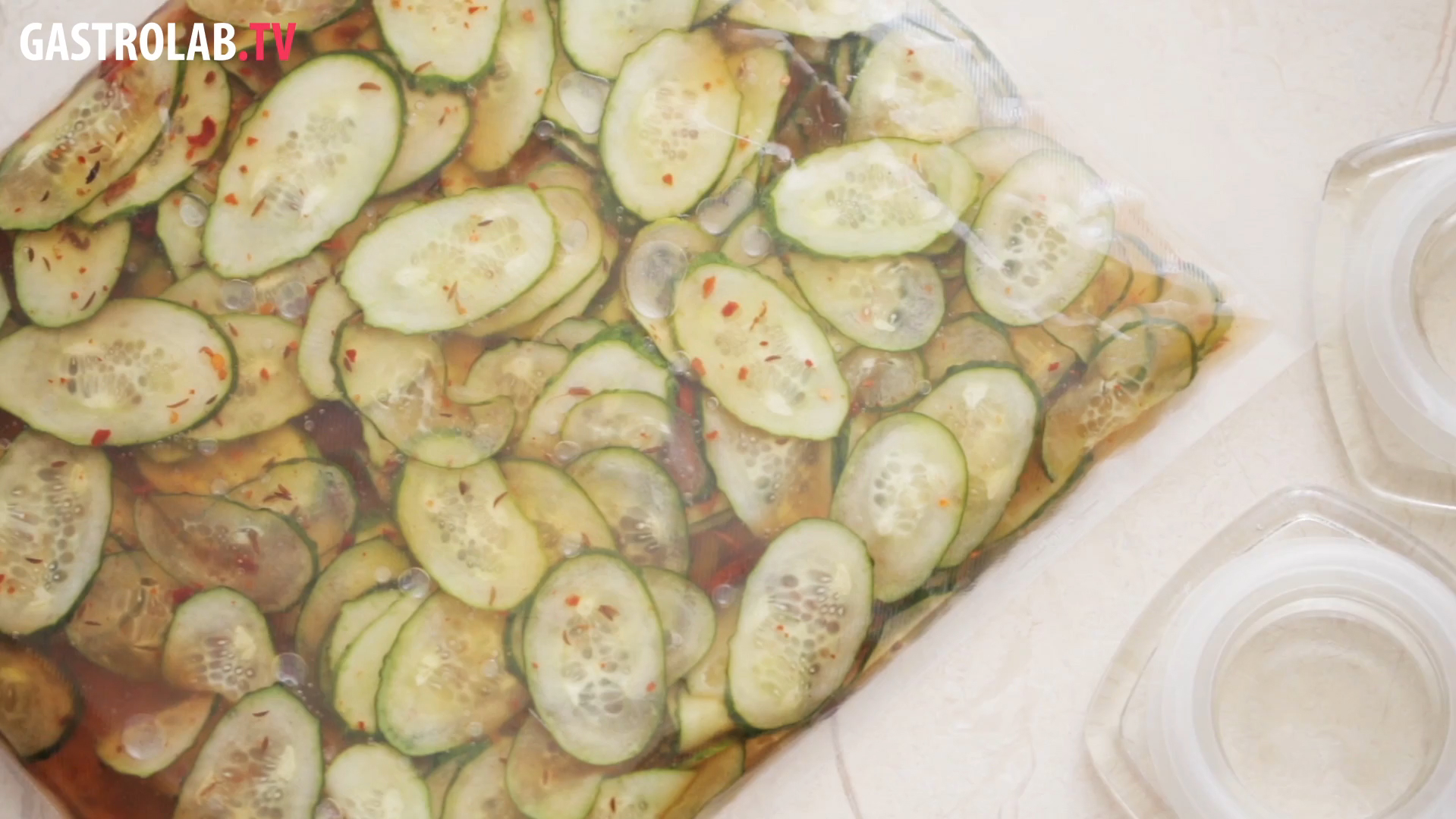 How to Make Quick Pickled Cucumbers