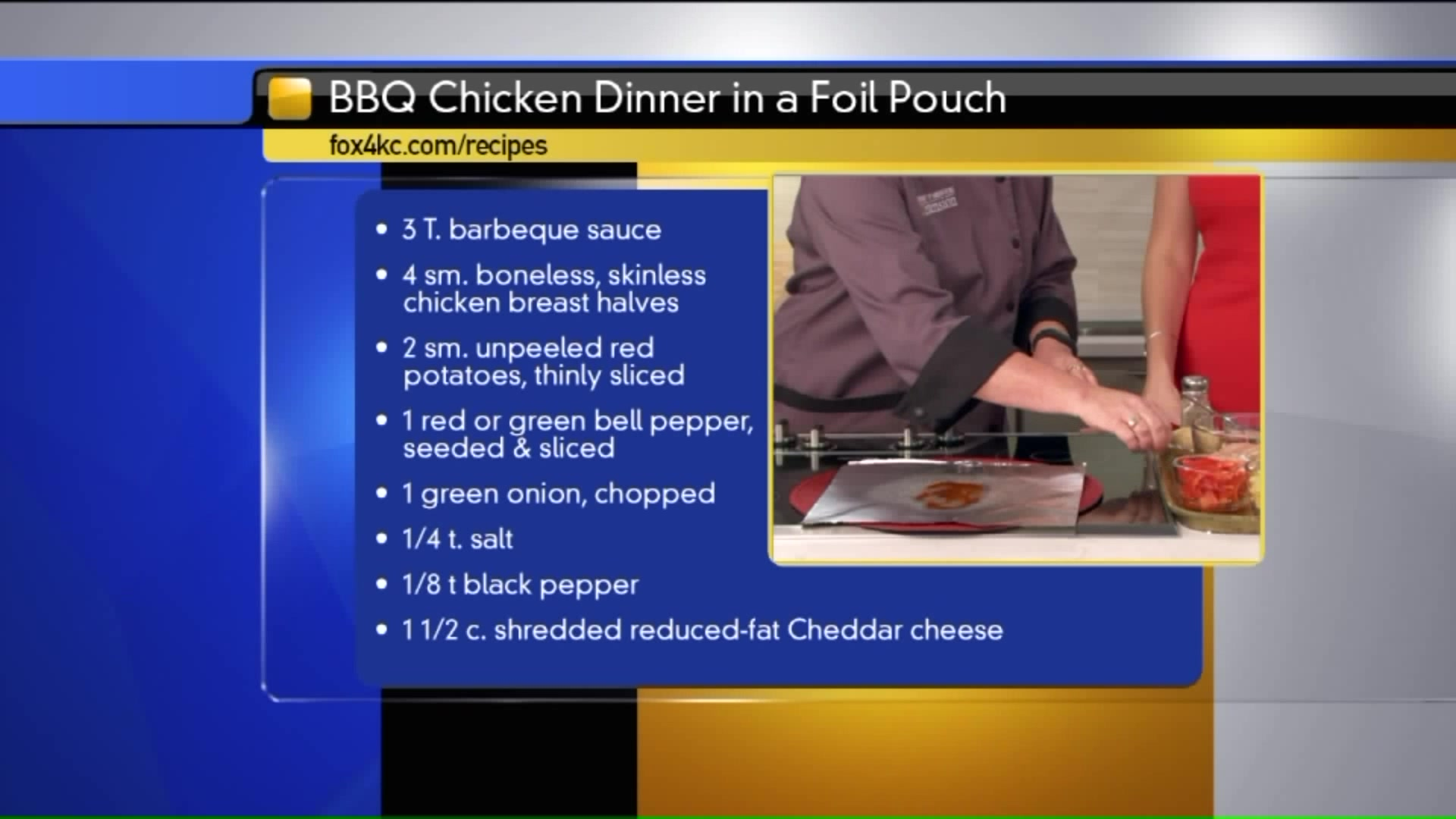 Healthy BBQ Chicken Recipe Perfect for Tailgating