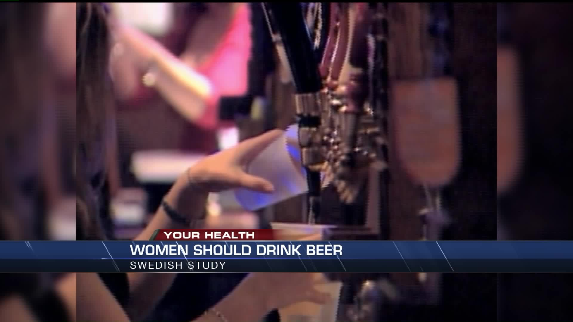 Study Reveals That Women Should Drink More Beer